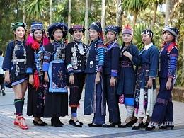 墨江哈尼族服饰